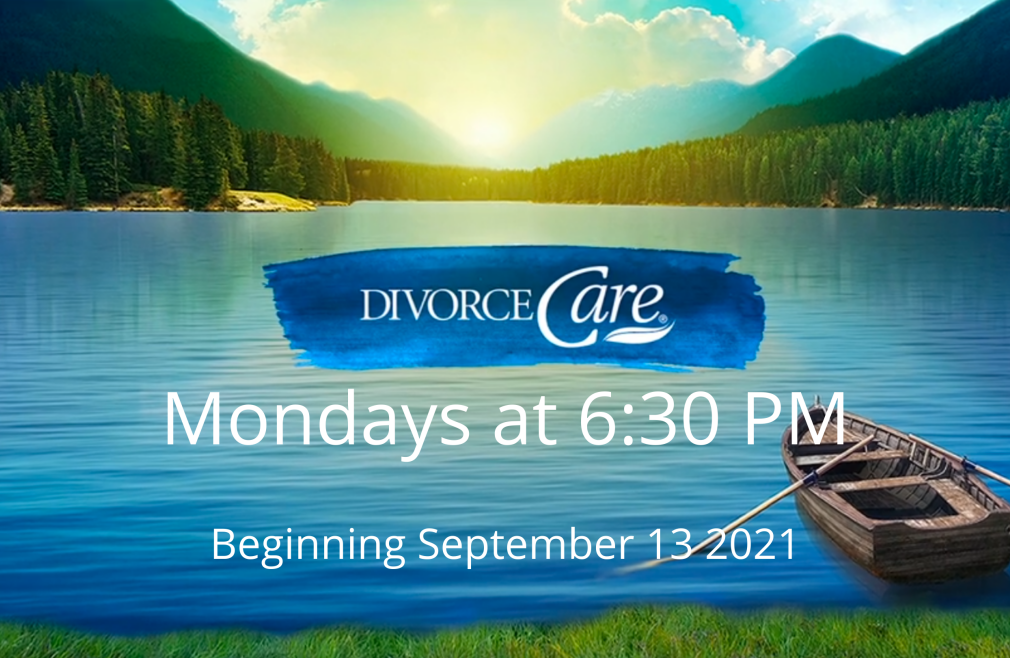 DivorceCare - In Person and Online